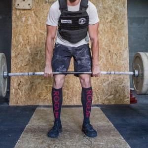 Гетры для тяжелой атлетики Rogue Fitness Athletic Socks