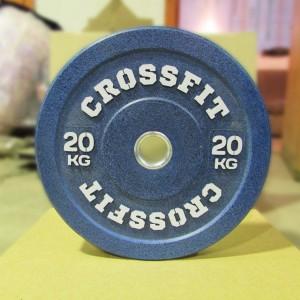 Диски для штанги бамперные CrossFit 5-50 кг