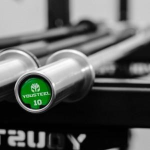 Гриф YouSteel CrossTraining bar XF-10 кг