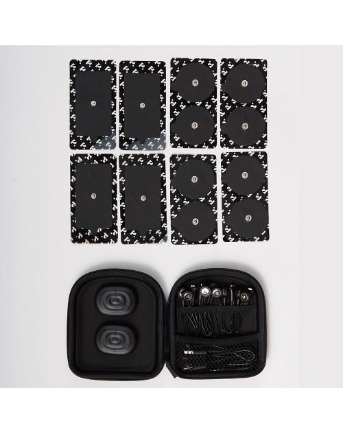 Миостимулятор PowerDot DUO (двухзонный) черный