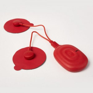 Миостимулятор PowerDot UNO (однозонный) красный