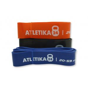 Набор из 3 жестких резиновых петель ATLETIKA24