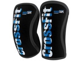 Наколенники RockTape Assassins CrossFit Bleu 5 мм (пара)