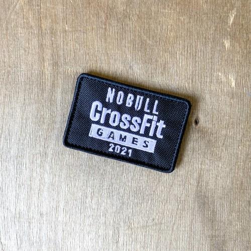 Патч NOBULL CrossFit Games 2021