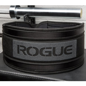 Пояс Rogue USA Nylon Lifting Belt Black