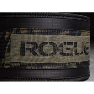 Пояс Rogue USA Nylon Lifting Belt Camo