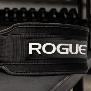 "Пояс тяжелоатлетический Rogue 5"" Nylon Weightlifting Belt"