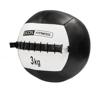 Медицинский мяч (медбол) EcosFitness 3кг