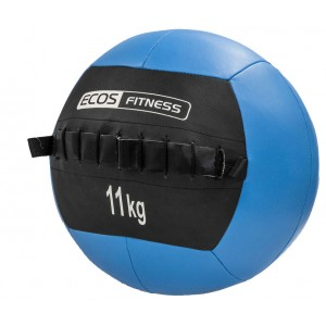 Медицинский мяч (медбол) EcosFitness 11кг