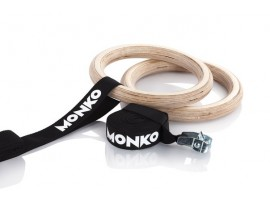 Гимнастические кольца Monko WoodRings