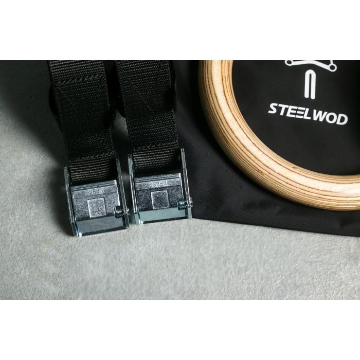 Гимнастические кольца SteelWOD