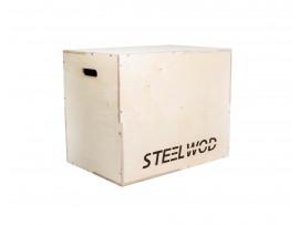 Тумба для запрыгиванний кроссфит SteelWOD