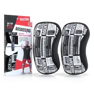 Наколенники RockTape Assassins Manifesto 5 мм - 2 шт. (пара)