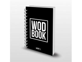 Кроссфит-дневник WodBook - Black