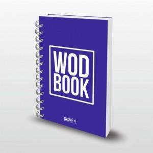 Кроссфит-дневник WodBook - Bleu