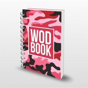 Кроссфит-дневник WodBook - PinkCamo