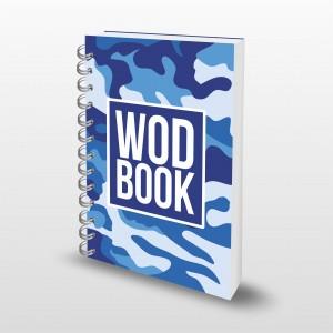 Кроссфит-дневник WodBook - BleuCamo